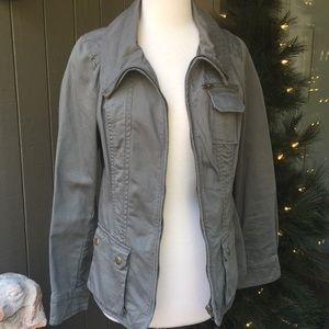 Style & Co. Utility Jacket